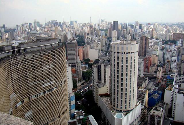 Edifício COPAN, São Paulo, Brazil
