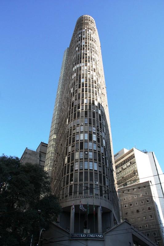 Edifício Itália, São Paulo, Brazil