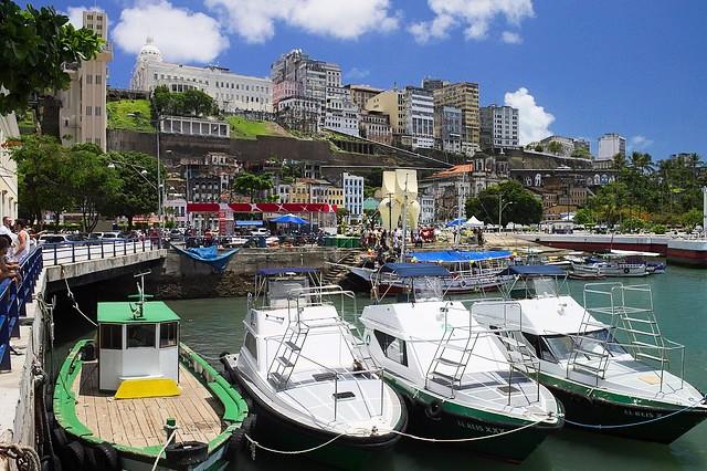 Terminal Marítimo Turístico, Comércio, Salvador da Bahía, Brazil