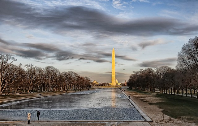 Washington Monument, The National Mall, Washington, D.C.