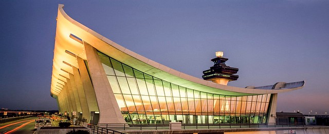 Washington Dulles International Airport, Virginia