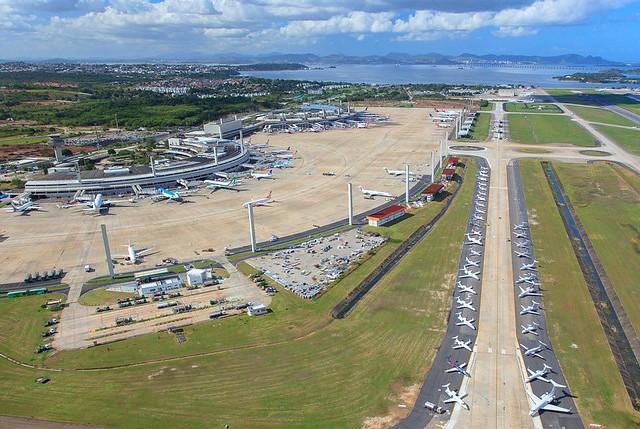 Galeao Airport, Rio de Janeiro, Brazil
