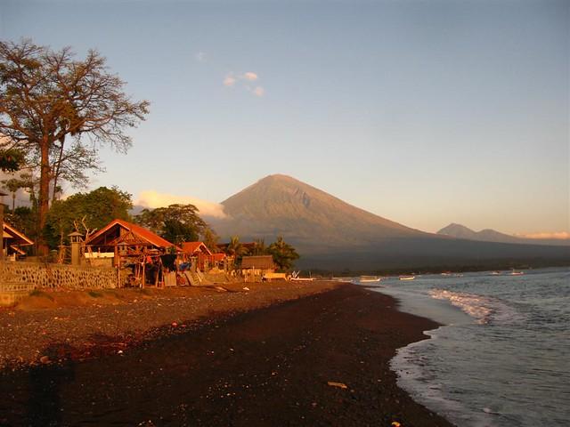 Gunung Agung Volcano, Bali, Indonesia