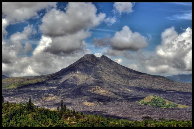 Trekking ai Vulcani di Bali: i Vulcani Batur e Agung