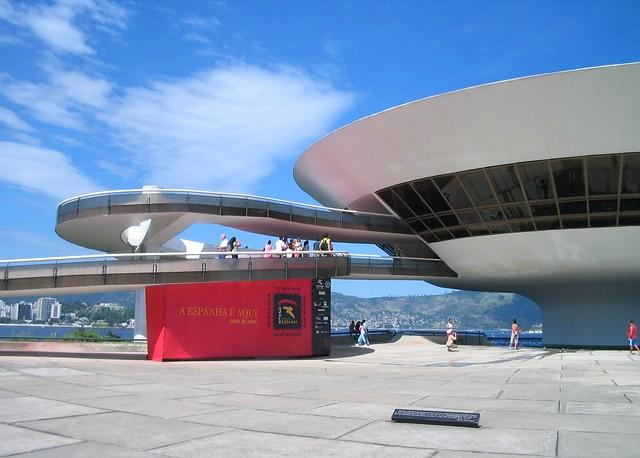 MAC | Museu do Arte Contemporânea de Niterói, Rio de Janeiro, Brazil
