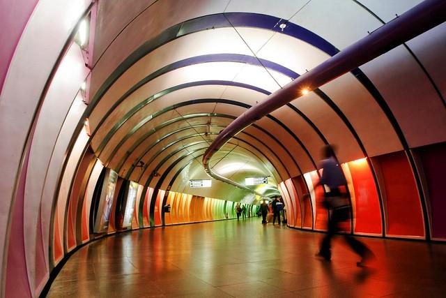 Metro Cardeal Arco Verde, Copacabana, Rio de Janeiro, Brazil