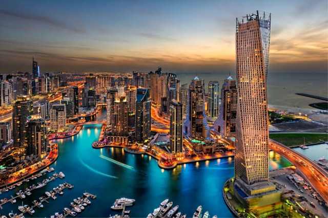 The Laguna at Dubai Marina, Dubai, UAE