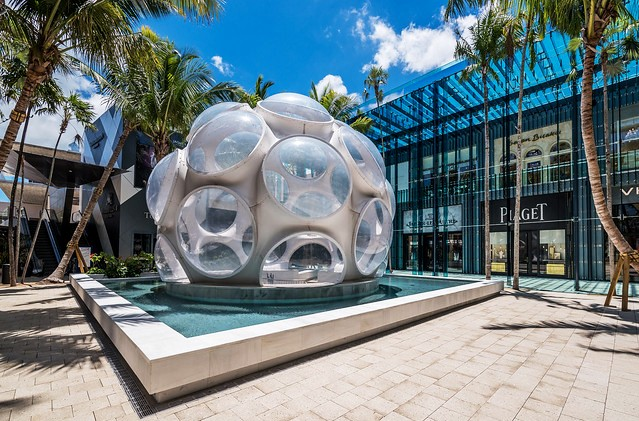 Design District, Miami, Florida, United States