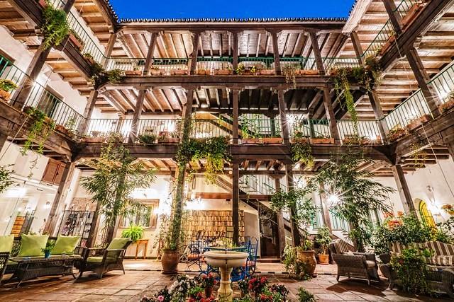 El Rey Moro Hotel Boutique, Barrio de Santa Cruz, Sevilla, Andalusia, Spain