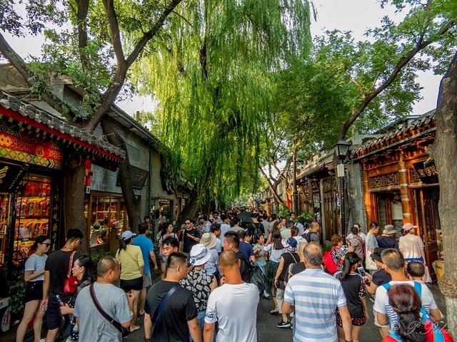 Exploring Nanluogu Xiang Hutong, Beijing, China