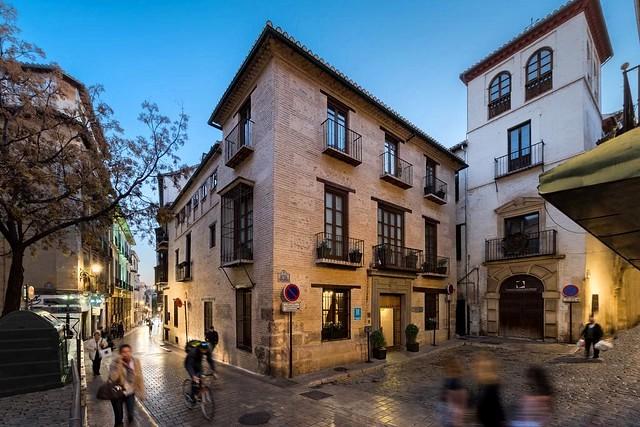 Gar Anat Hotel Boutique, Granada, Andalusia, Spain