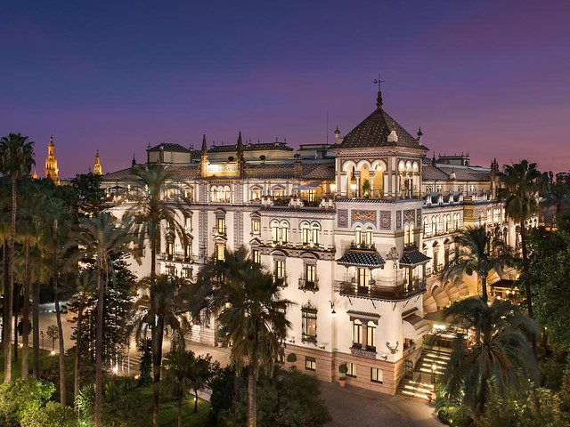 Hotel Alfonso XIII, Sevilla, Andalusia, Spain