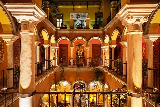 Hotel Casa Del Poeta, Sevilla, Andalusia, Spain