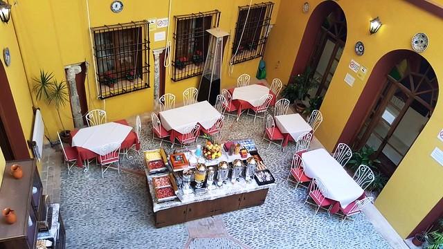 Hotel Mezquita, Córdoba, Andalusia, Spain