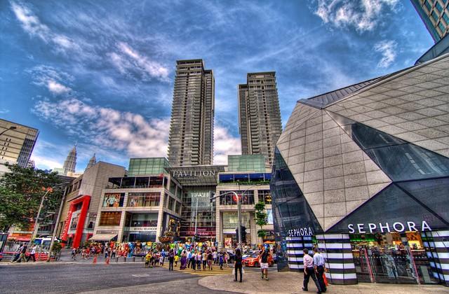 Pavilion Mall, Jalan Bukit Bintang, Bukit Bintang, Kuala Lumpur, Malaysia