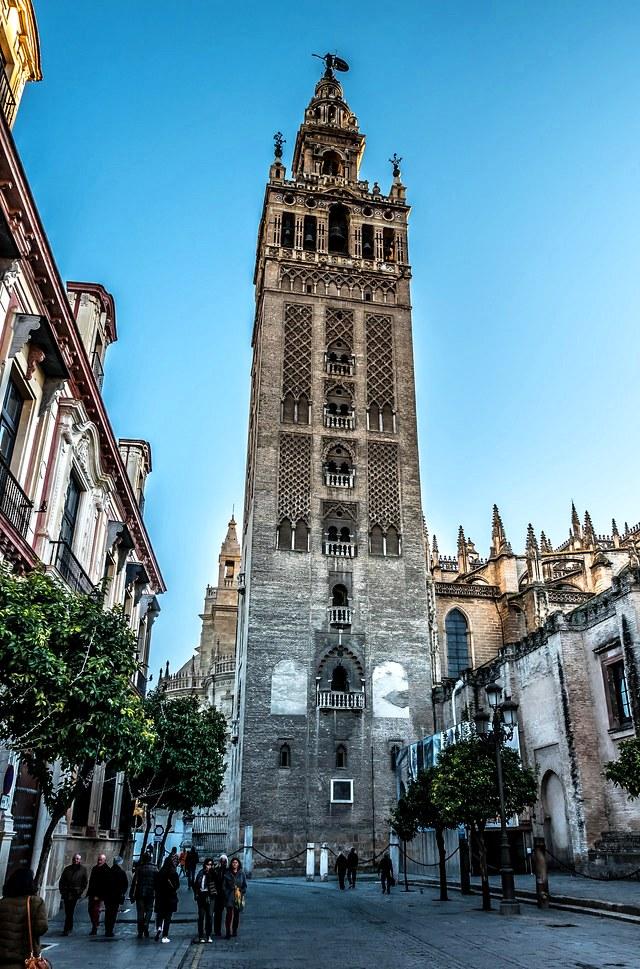 La Giralda, Sevilla, Andalusia, Spain