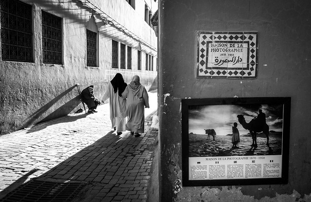La Maison de la Photographie, Medina, Marrakech, Morocco