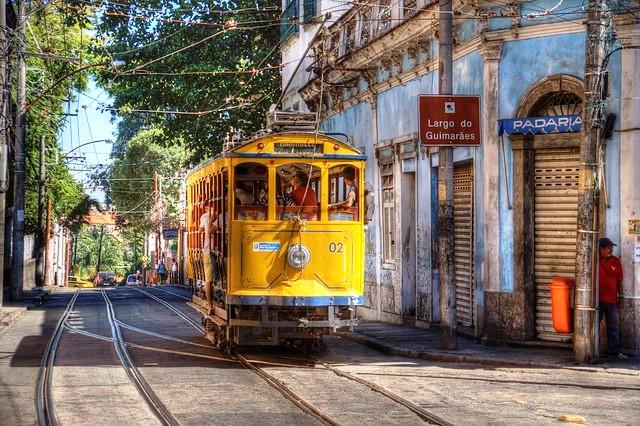 Largo do Guimarães, Santa Teresa, Rio de Janeiro, Brazil