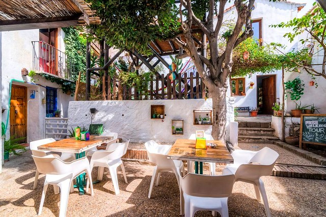 Makuto Digital Nomads, Albaicín, Granada, Andalusia, Spain