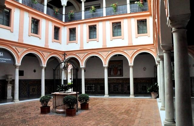 Museo de Bellas Artes de Sevilla, Sevilla, Andalusia, Spain