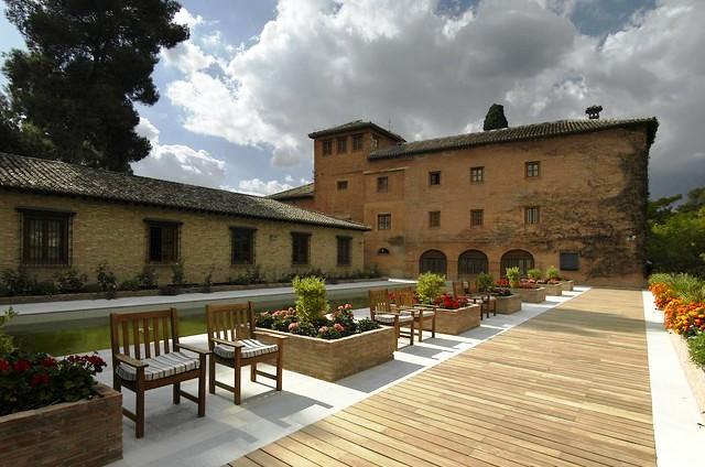 Parador de Granada, Alhambra, Granada, Andalusia, Spain