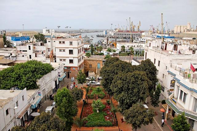 Place Ahmed Al Bidaoui, Medina, Casablanca, Morocco