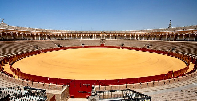 Plaza de Toros de la Real Maestranza, Sevilla, Andalusia, Spain