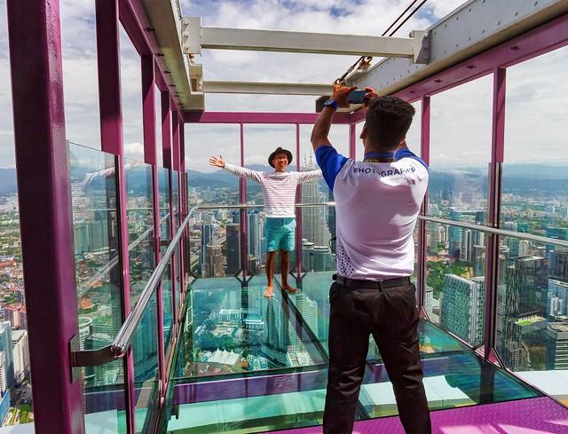 Sky Box, Kuala Lumpur Menara Tower, Kuala Lumpur, Malaysia
