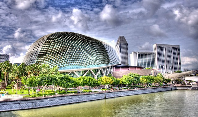 The Esplanade, Marina Centre, Singapore