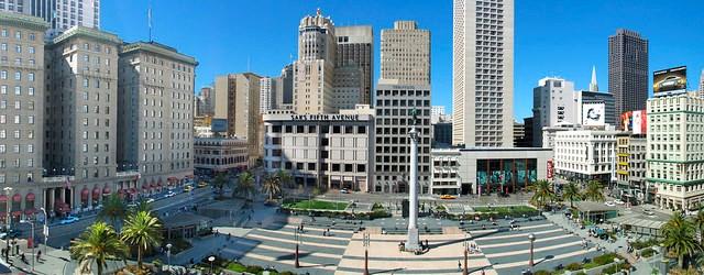 Union Square, San Francisco, California, United States