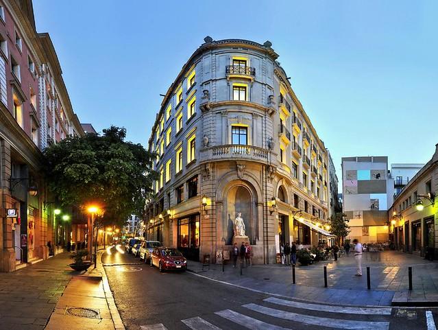 Hotel 1898, Barrio Gotico, Ciutat Vella, Barcelona, Spain