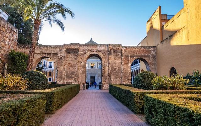 Real Alcázar, Sevilla, Andalusia