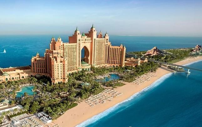 Dubai: Dove Alloggiare sull'Isola di Palm Jumeirah