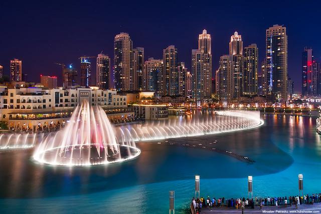 Guida alla Dubai Fountain ed al Souk Al Bahar a Downtown Dubai