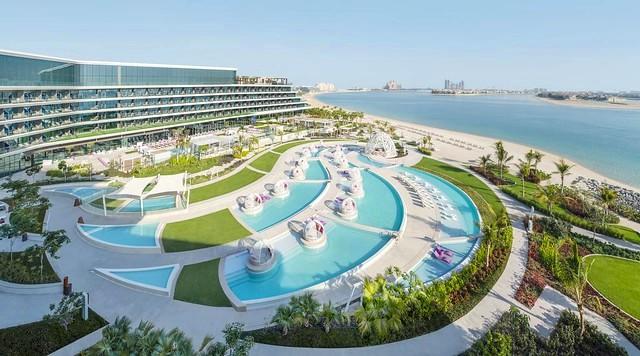 W Dubai The Palm, Palm Jumeirah, Dubai, UAE