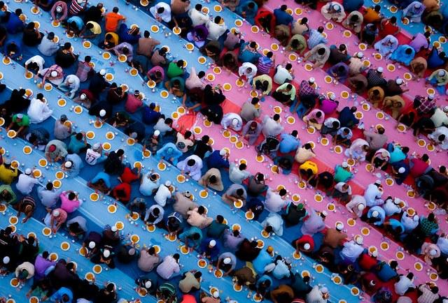 Ramadan Views, Dubai, UAE