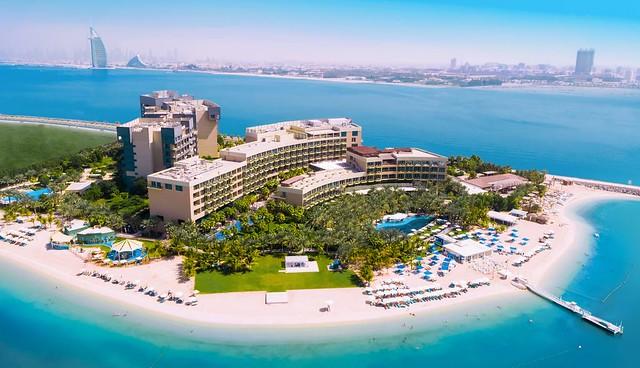 Rixos The Palm Hotel & Suites, Palm Jumeirah, Dubai, UAE