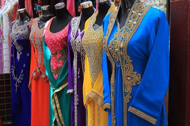 Textile Souk, Bur Dubai, Dubai, UAE, United Arab Emirates