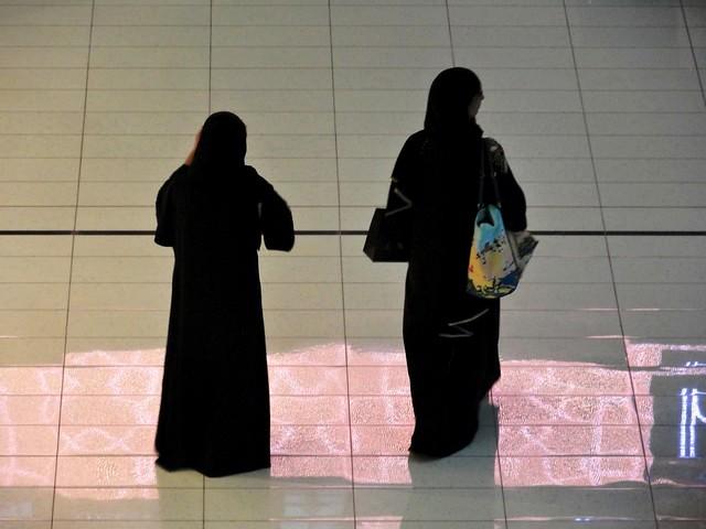 Walking in Dubai Mall, Dubai, UAE