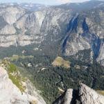 Yosemite Valley from Glacier Point Yosemite NP California USA